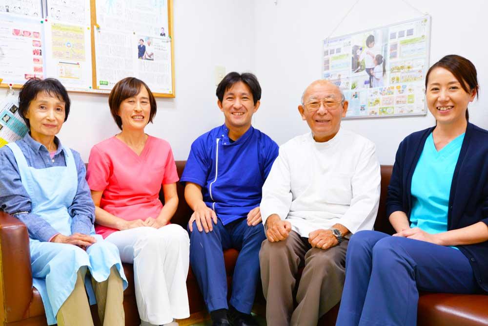 中川歯科医院スタッフ